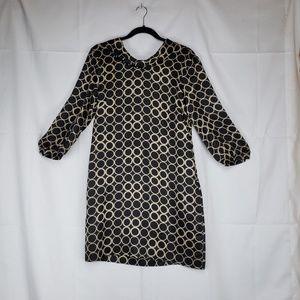 J.Crew size 4 silk dress